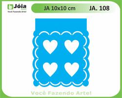 stencil JA 108