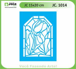 stencil JC 1014