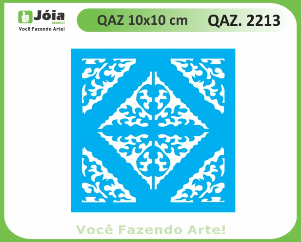Stencil QAZ 2213