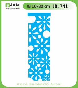 Stencil JB 741