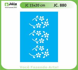 stencil JC 880