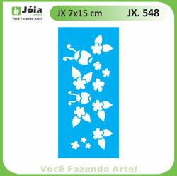 Stencil JX 548