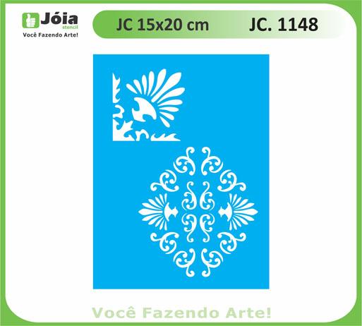 stencil JC 1148