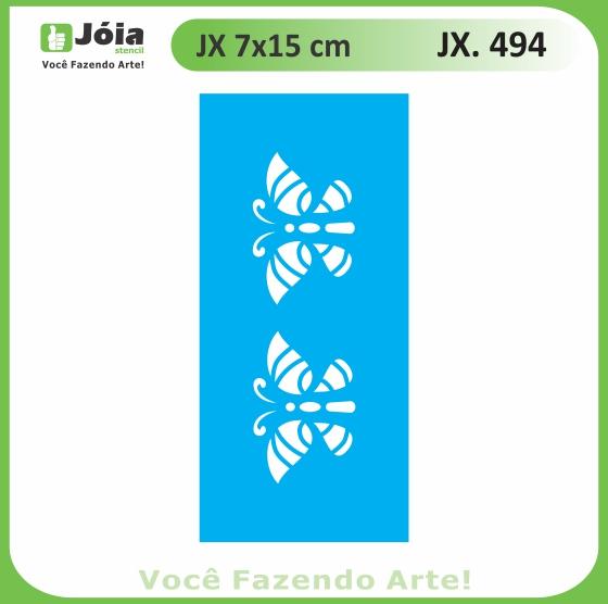 Stencil JX 494
