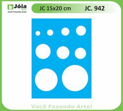 stencil JC 942