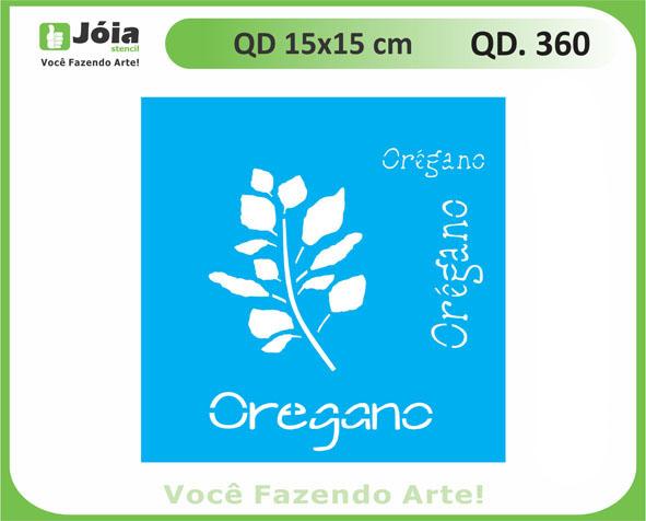 stencil QD 360