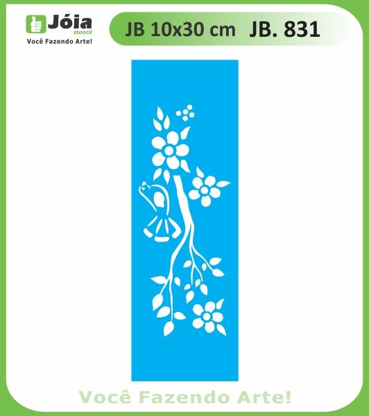 Stencil JB 831