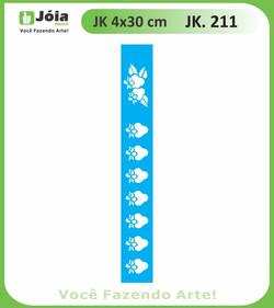 Stencil JK 211
