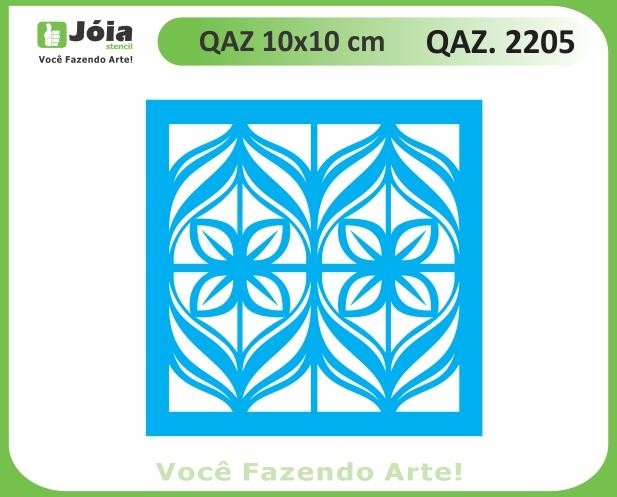 Stencil QAZ 2205