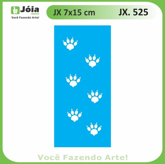 Stencil JX 525