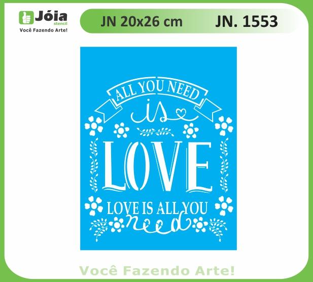 Stencil JN 1553