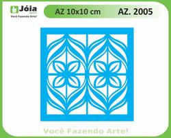 Stencil AZ 2005