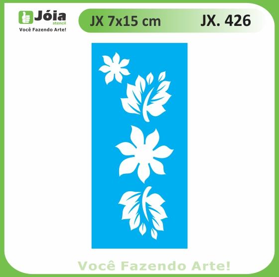 Stencil JX 426