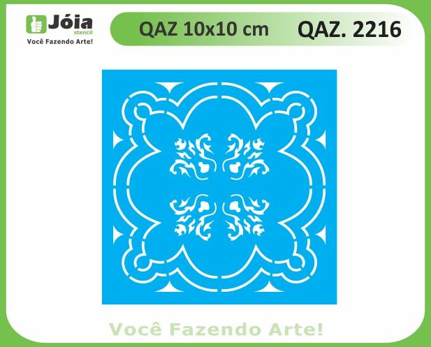 Stencil QAZ 2216