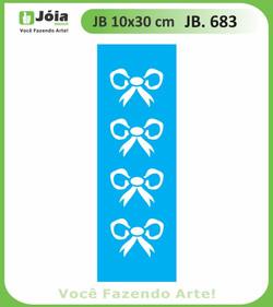 Stencil JB 683