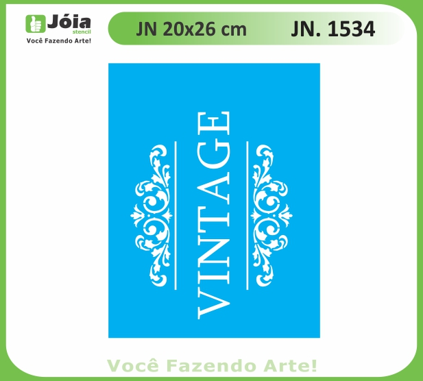Stencil JN 1534