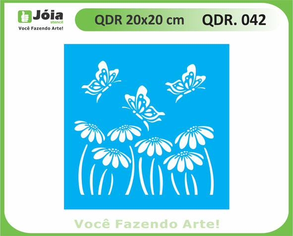 stencil QDR 042