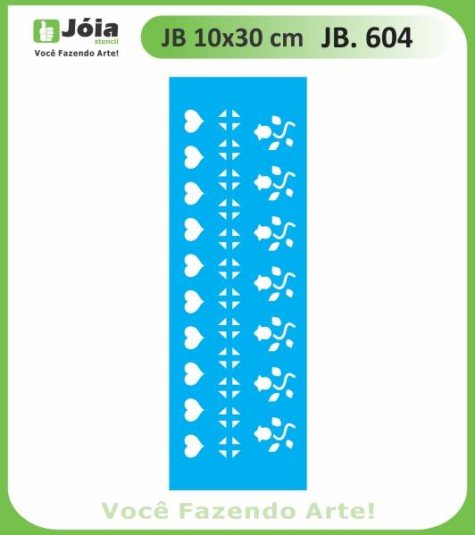 Stencil JB 604