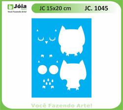 stencil JC 1045