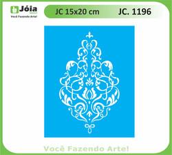 stencil JC 1196