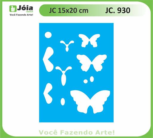 stencil JC 930