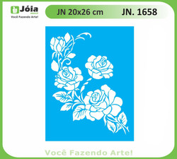 Stencil JN 1658