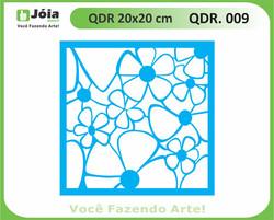stencil QDR 009