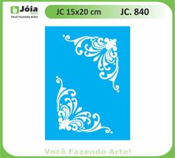 stencil JC 840