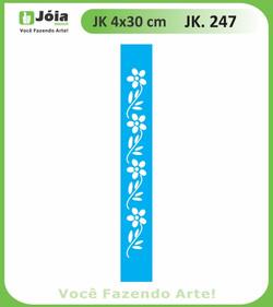 Stencil JK 247