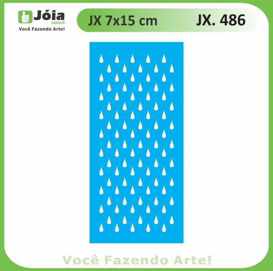 Stencil JX 486