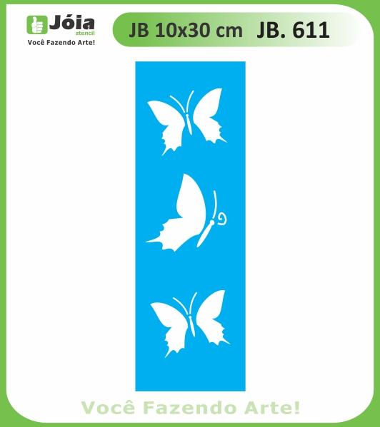 Stencil JB 611