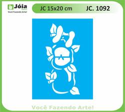 stencil JC 1092
