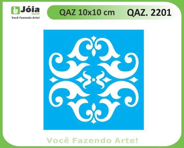 Stencil QAZ 2201