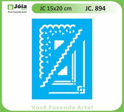 stencil JC 894