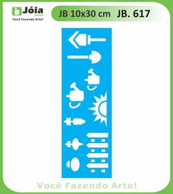 Stencil JB 617