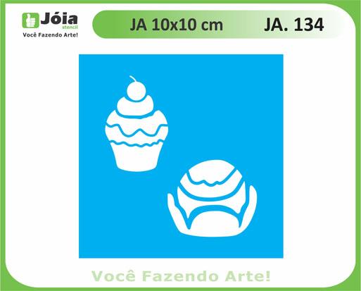 stencil JA 134