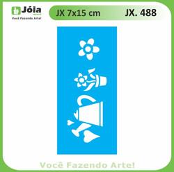 Stencil JX 488