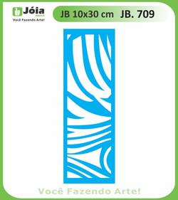 Stencil JB 709
