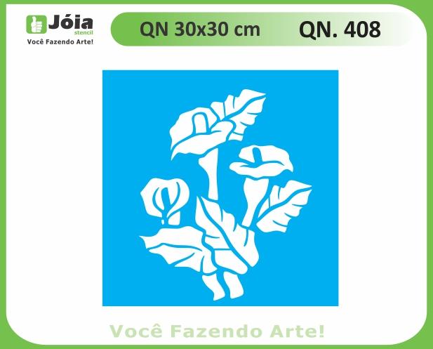 Stencil QN 408
