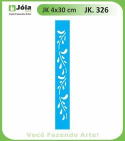 Stencil JK 326