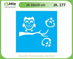 stencil JA 177