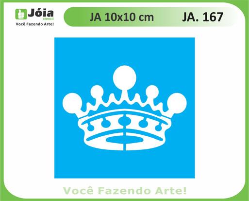 stencil JA 167