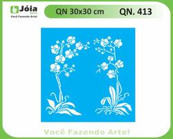 Stencil QN 413