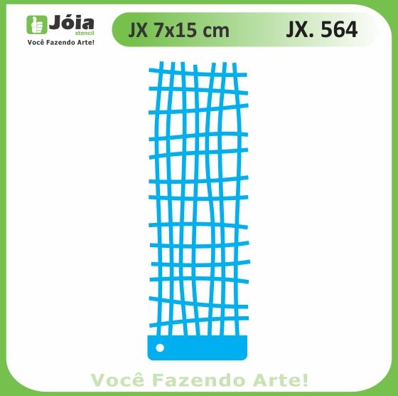 Stencil JX 564