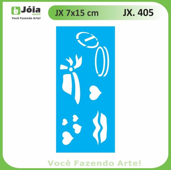 Stencil JX 405