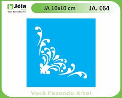 stencil JA 064
