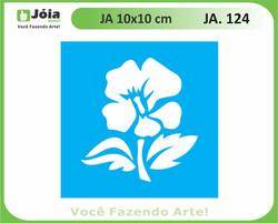 stencil JA 124