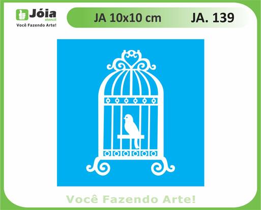 stencil JA 139