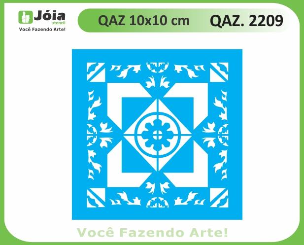 Stencil QAZ 2209