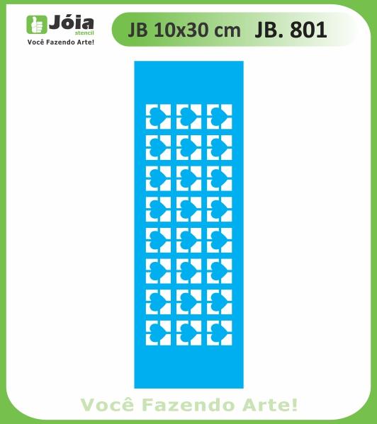 Stencil JB 801
